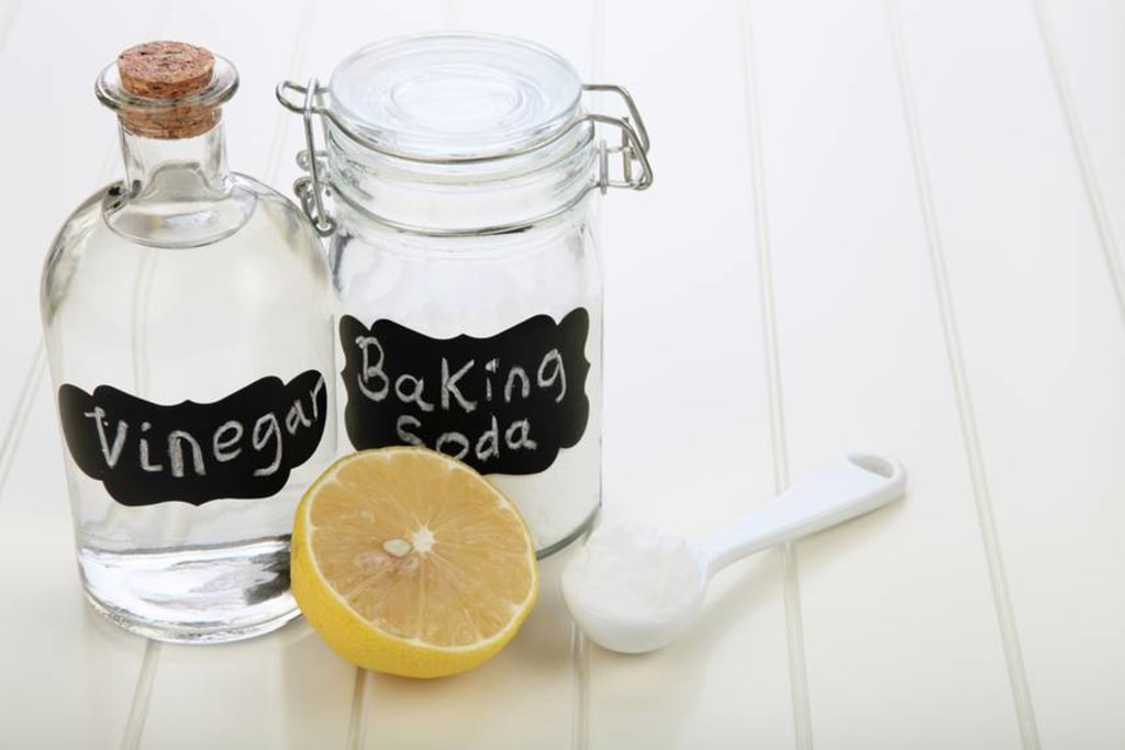 5 Natural Cleaning Products Every Home Needs