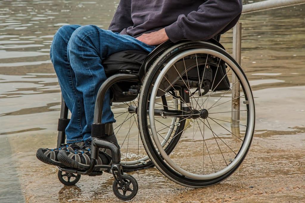 Life of an Addict with Paraplegia (Pt. 8)