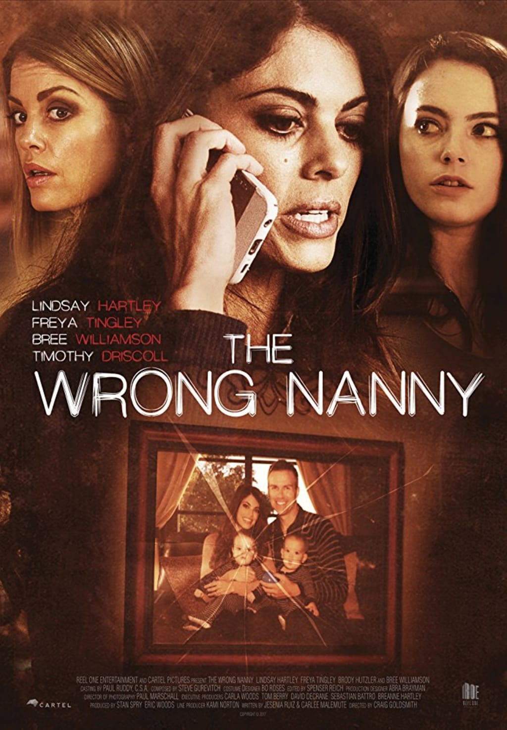 """Lifetime Review: """"The Wrong Nanny"""""""