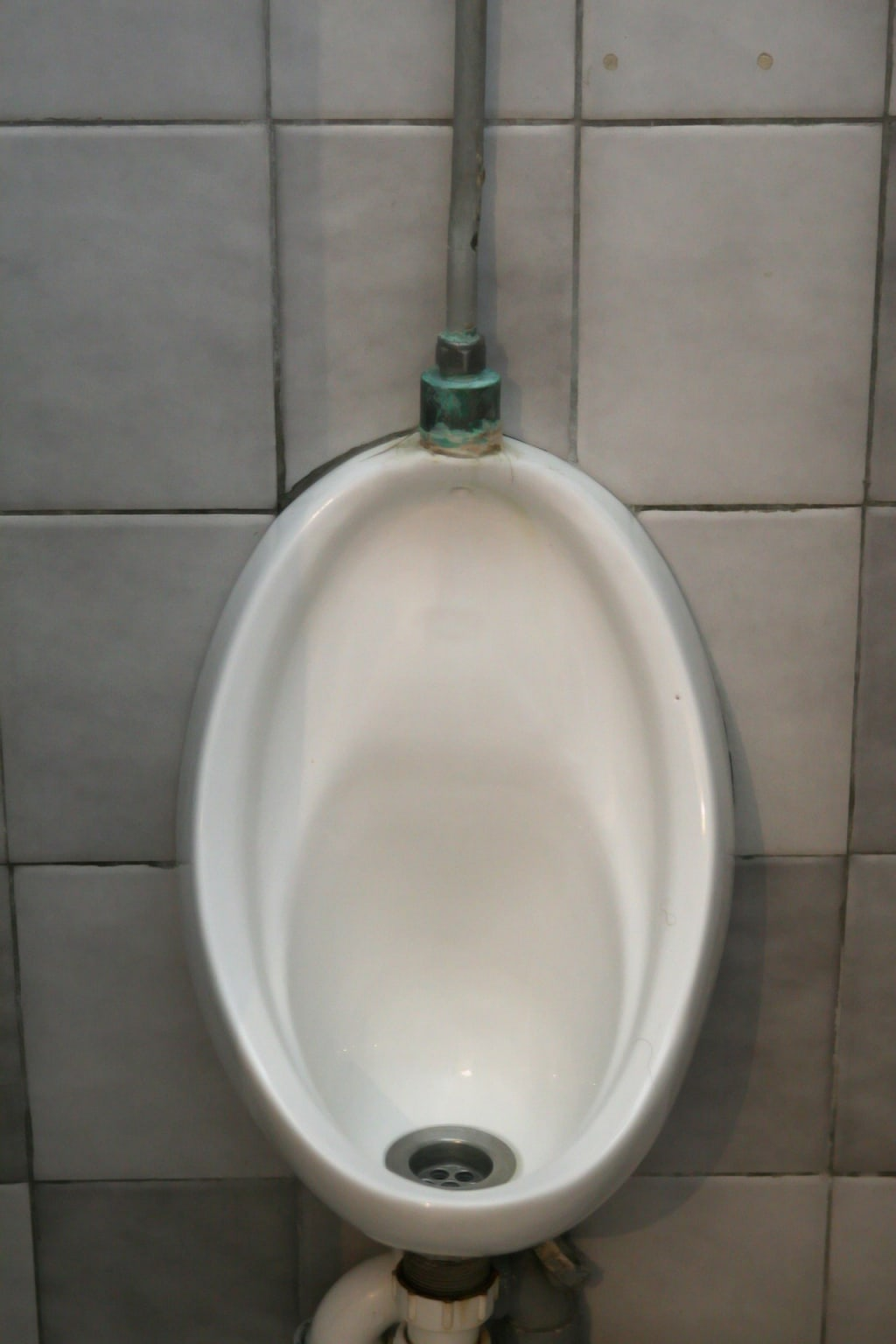 Haunting the Urinal