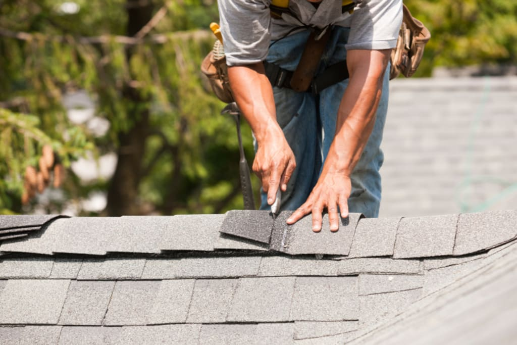 7 Ways You Can Improve Your Roof on Your Own