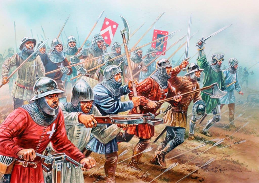 The Longest Wars in Human History