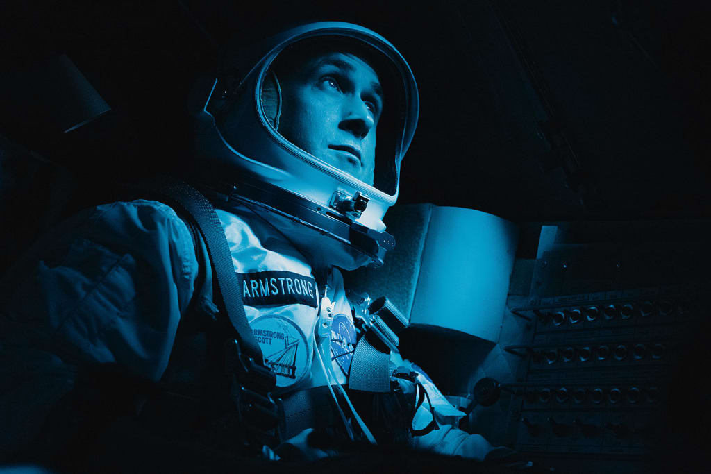 'First Man' Explores the Phenomenon of the New Frontier
