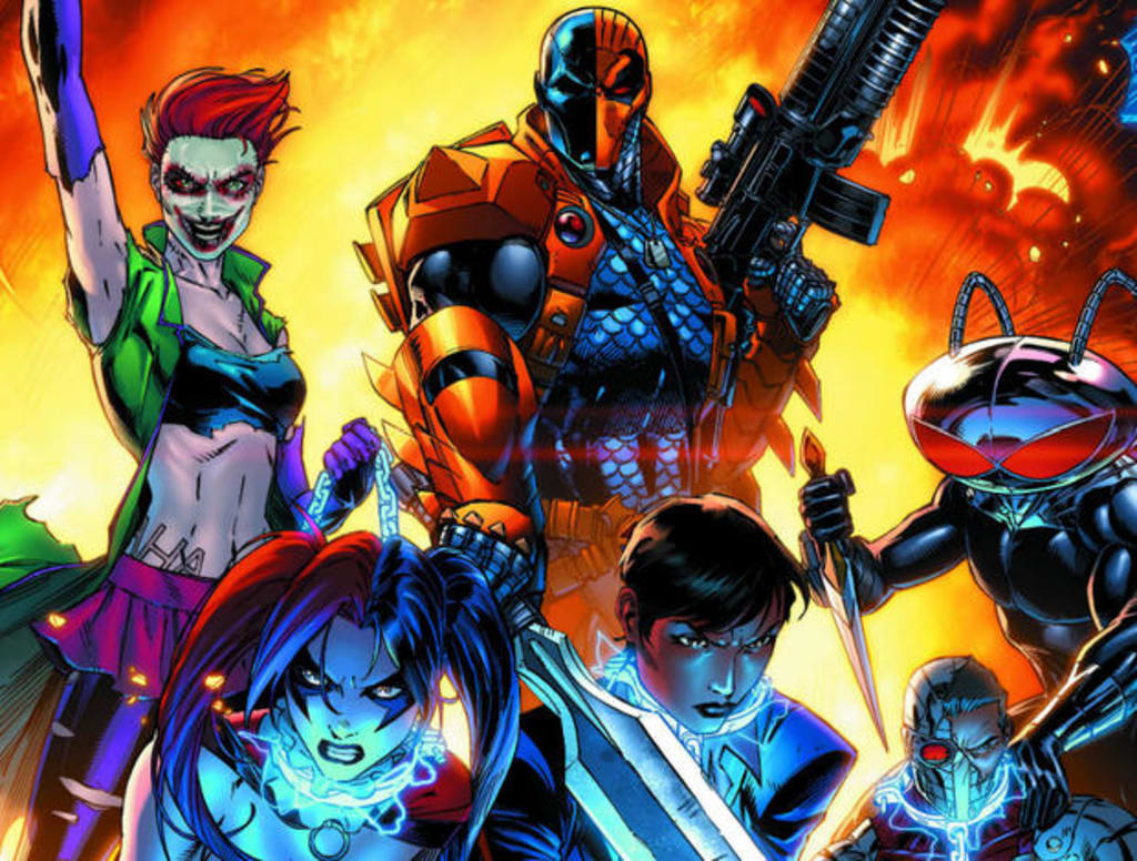 Suicide Squad 2 Accidentally Confirmed: New Squad Members in Sequel