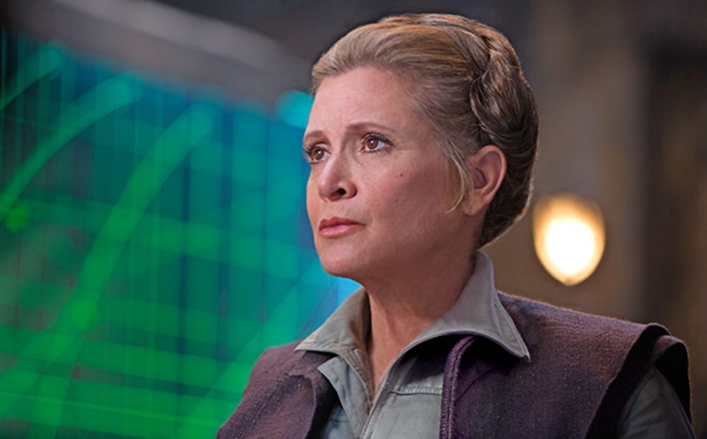 'No One's Ever Really Gone' - Carrie Fisher to Appear in 'Star Wars IX'