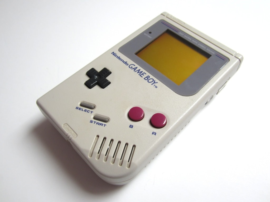 A Nintendo Game Boy Classic Could Be Headed Our Way According to a Trademark Filing