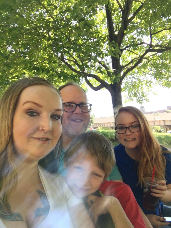 Grieving with a Step-parent's Death