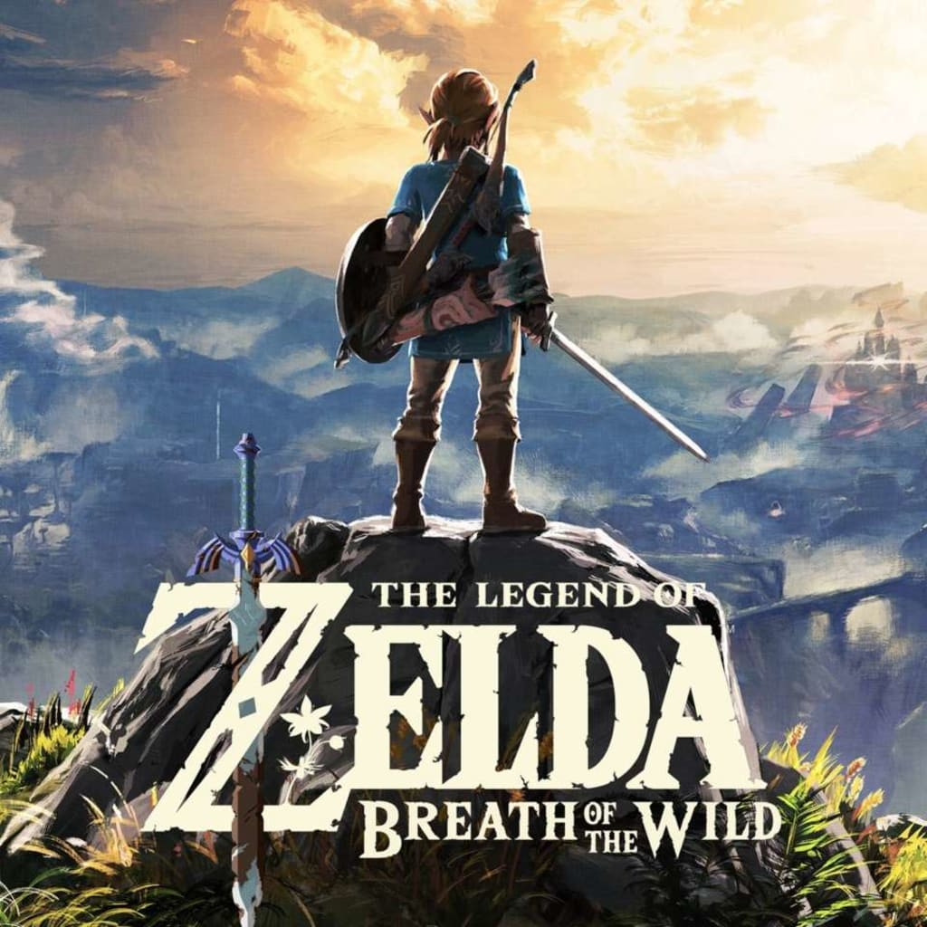 'The Legend of Zelda: Breath of the Wild'—2017's Game of the Year