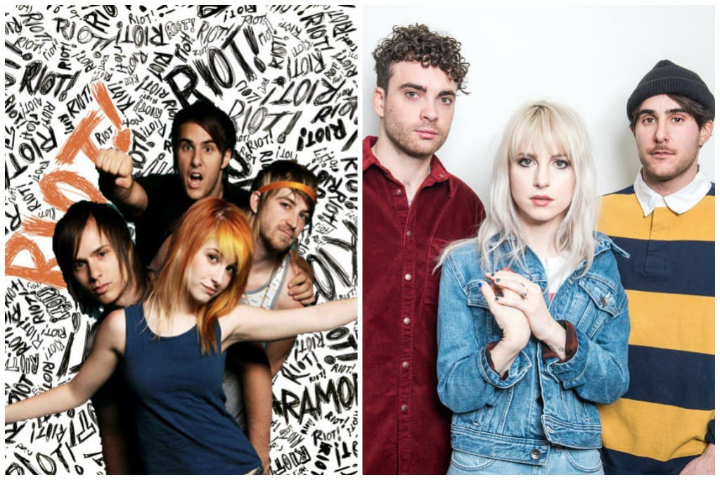 Paramore: Altering Of Styles.