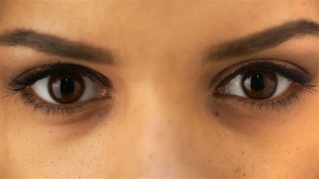 Brown Eyed Prey