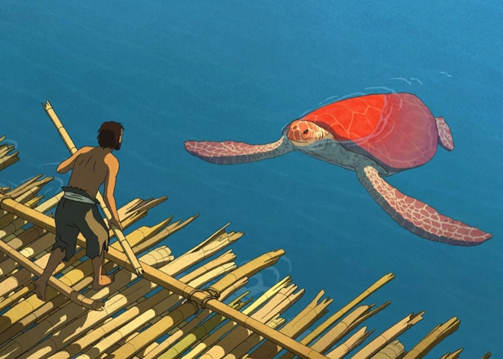 Studio Ghibli Sees First East-west Collaboration in the Wordless Wonder 'The Red Turtle'