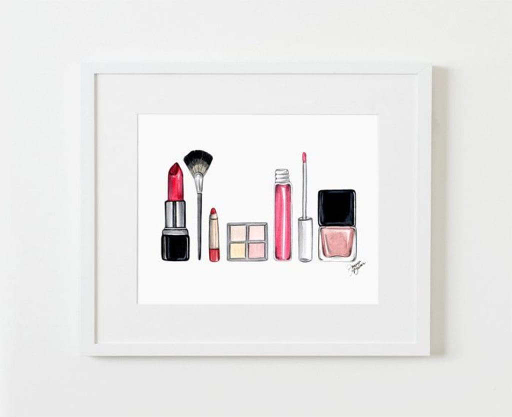 My Go–To Makeup Products