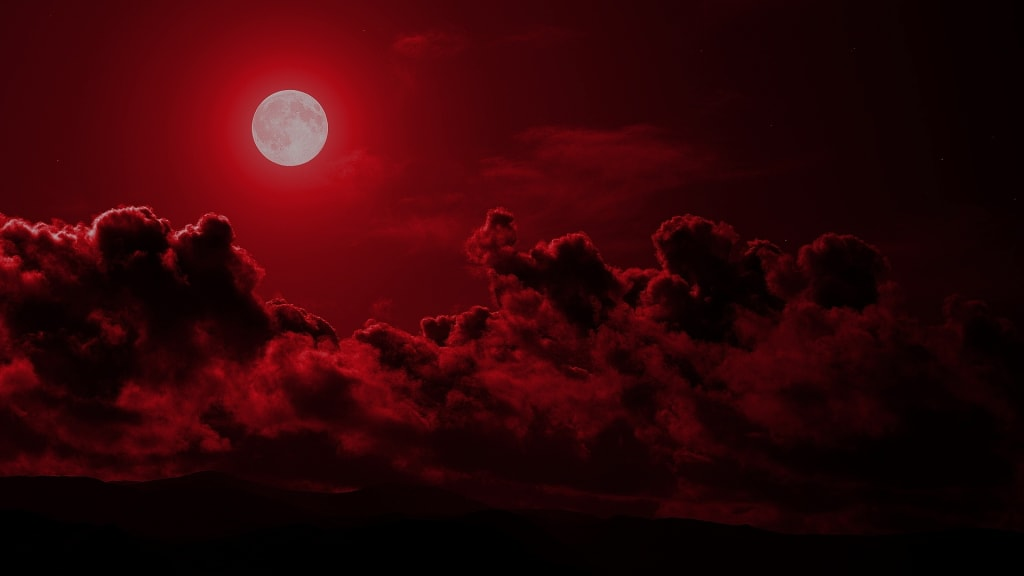 Child of the Red Moon