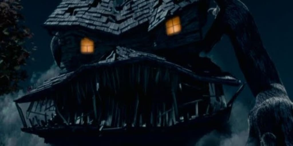 10 Haunted House Movies You Need To See Before You Die!