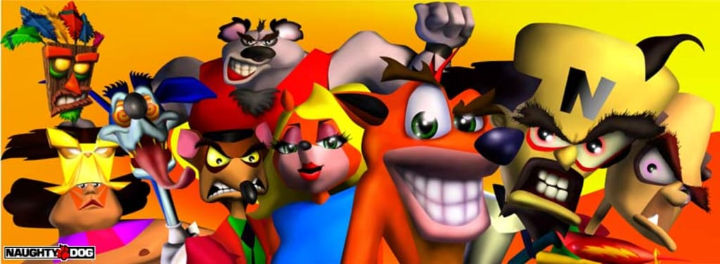 Heading Down Under To Fan-Cast 'Crash Bandicoot: The Movie'!
