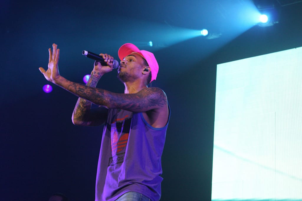 #MeToo Moves Forward but Why Do We Still Support Chris Brown?