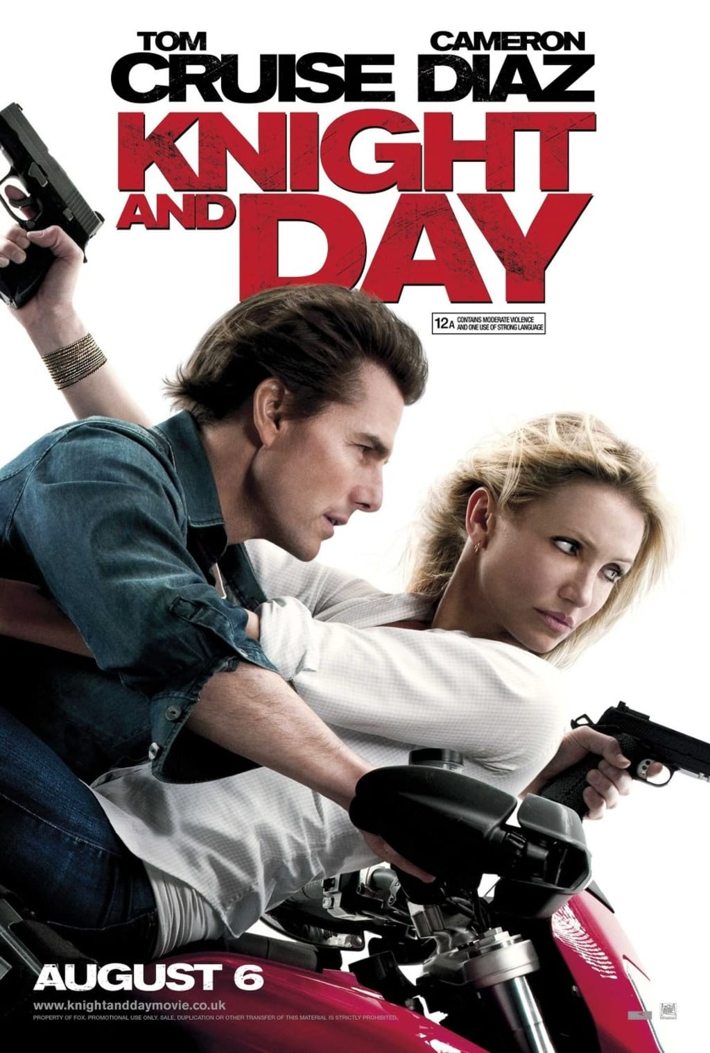 'Knight and Day'—Review