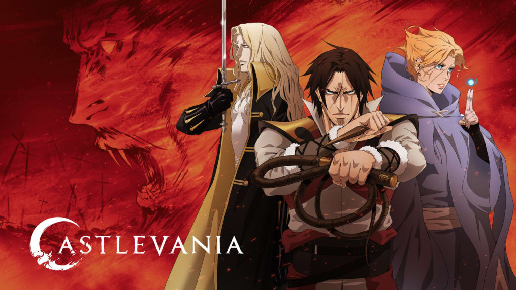 Watching 'Castlevania' Season 2
