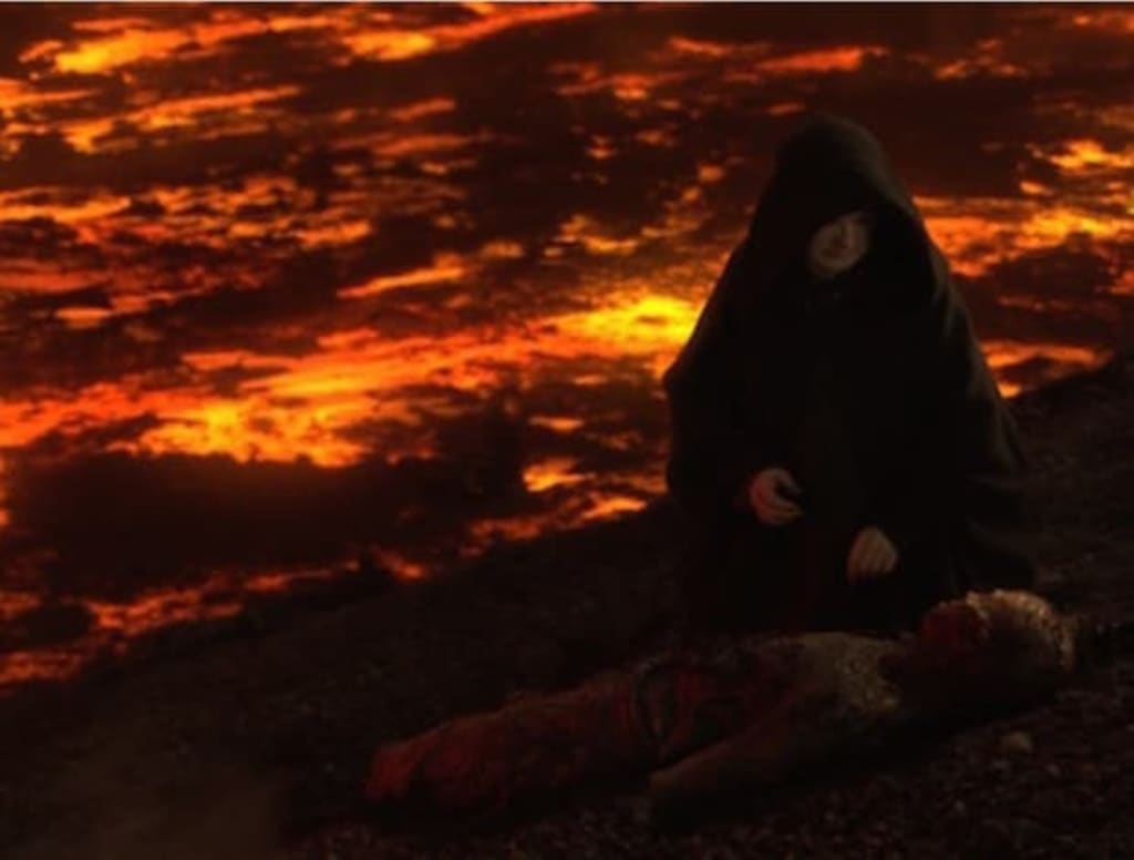 Star Wars Returns To Mustafar Why Is This World So Important To Darth Vader And The Dark Side