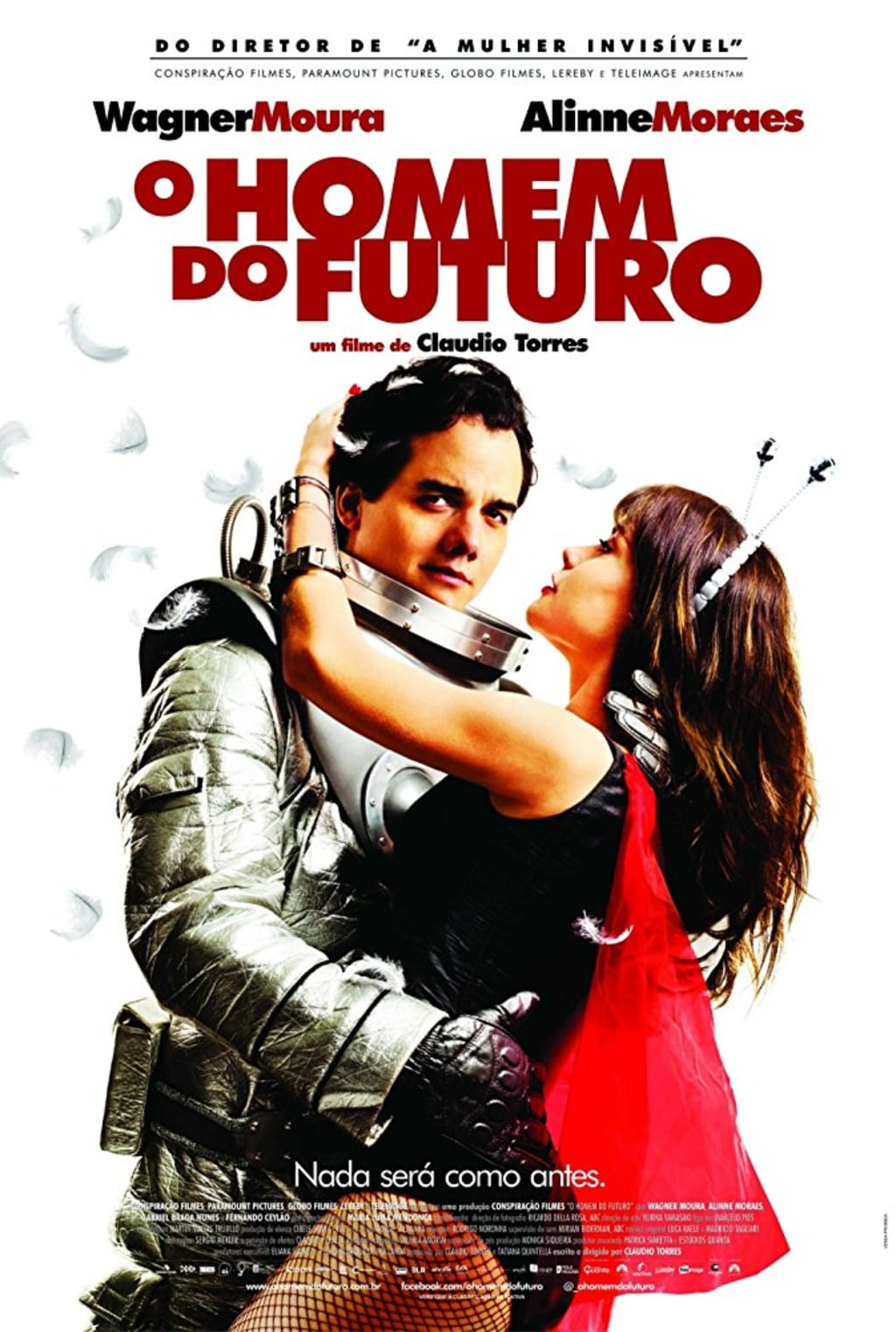Alinne Moraes Sex review of 'the man from the future'