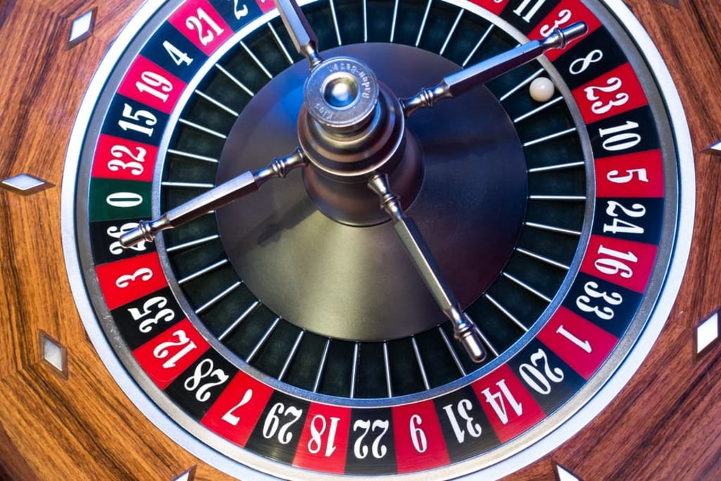 A History of Gambling in the USA