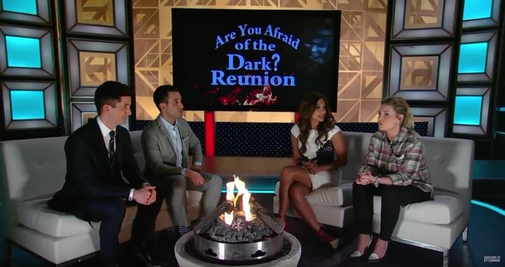 Wait... 'Are You Afraid of the Dark?' Had a Mini-Reunion?