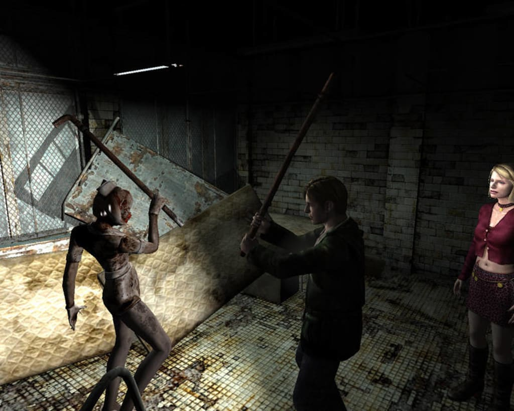 Top 5 Worst Escort Missions In Horror Games