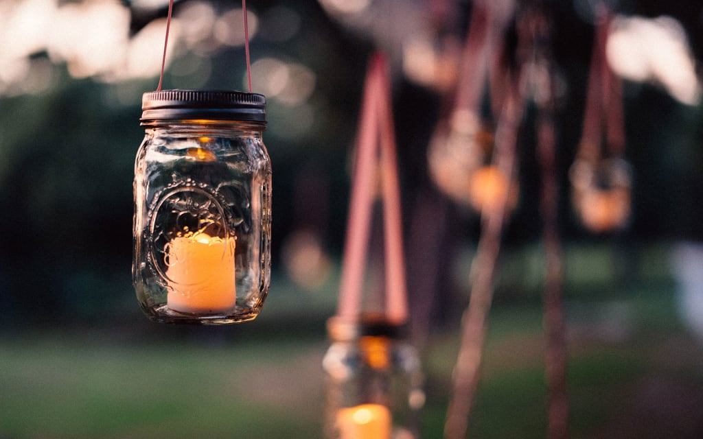 DIY Mason Jar Projects to Make Your Home Look Great