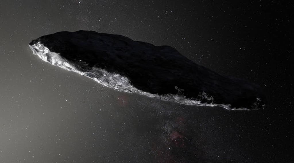 The Interstellar Visitor
