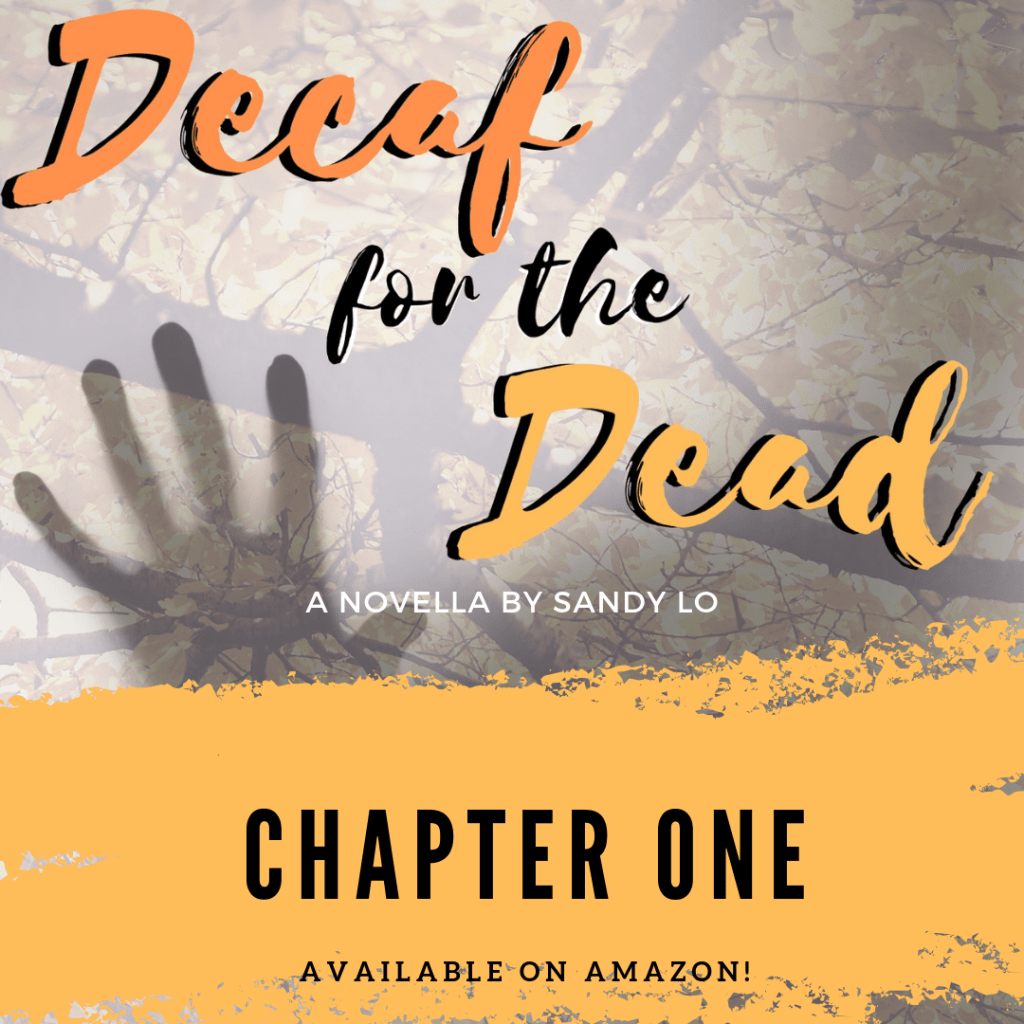 'Decaf for the Dead' Excerpt: Chapter One
