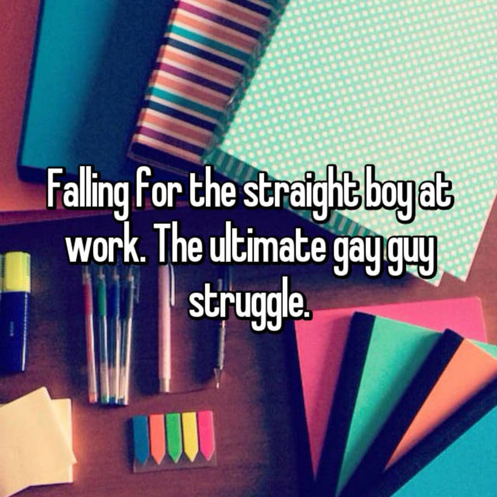 Falling for a Straight Guy (Pt. 1)