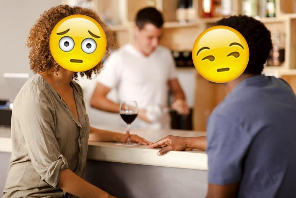 Dating pige ikke over hendes ex