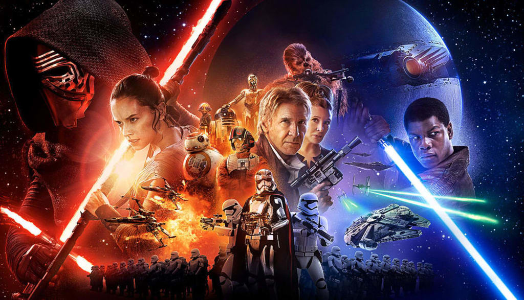 Call Me Blind, But 'The Force Awakens' Is the Best Episode Yet