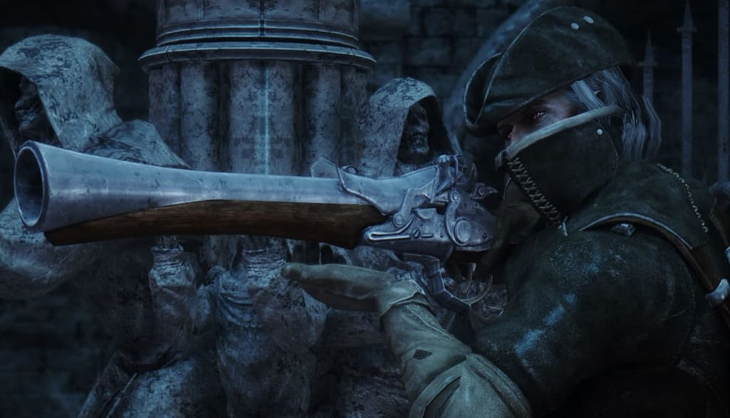 'Skyrim' Mod Brings 'Bloodborne' to Tamriel and it's Magnificent