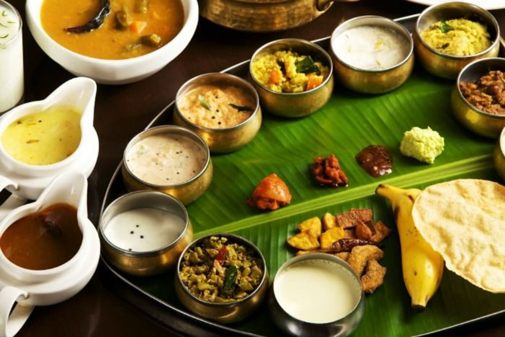 Top 10 Foods You Have to Try From Kerala