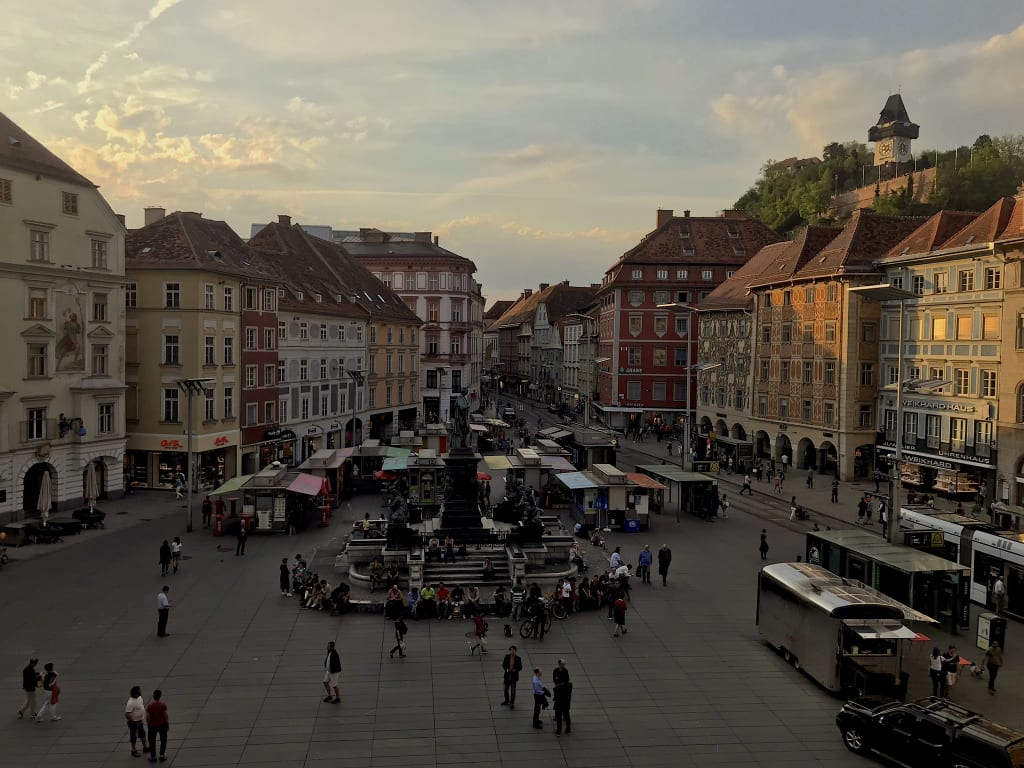 Graz, Austria: Away from Vienna and the Alps