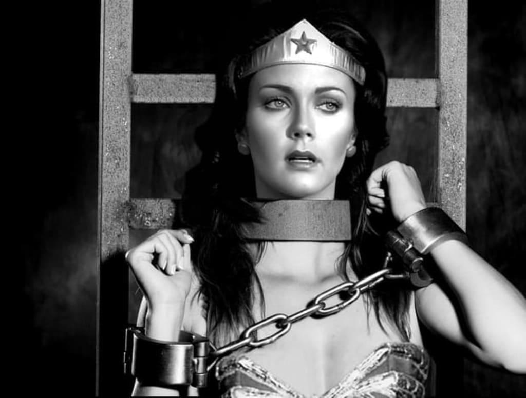 William Marston, 'Wonder Woman' & Bondage