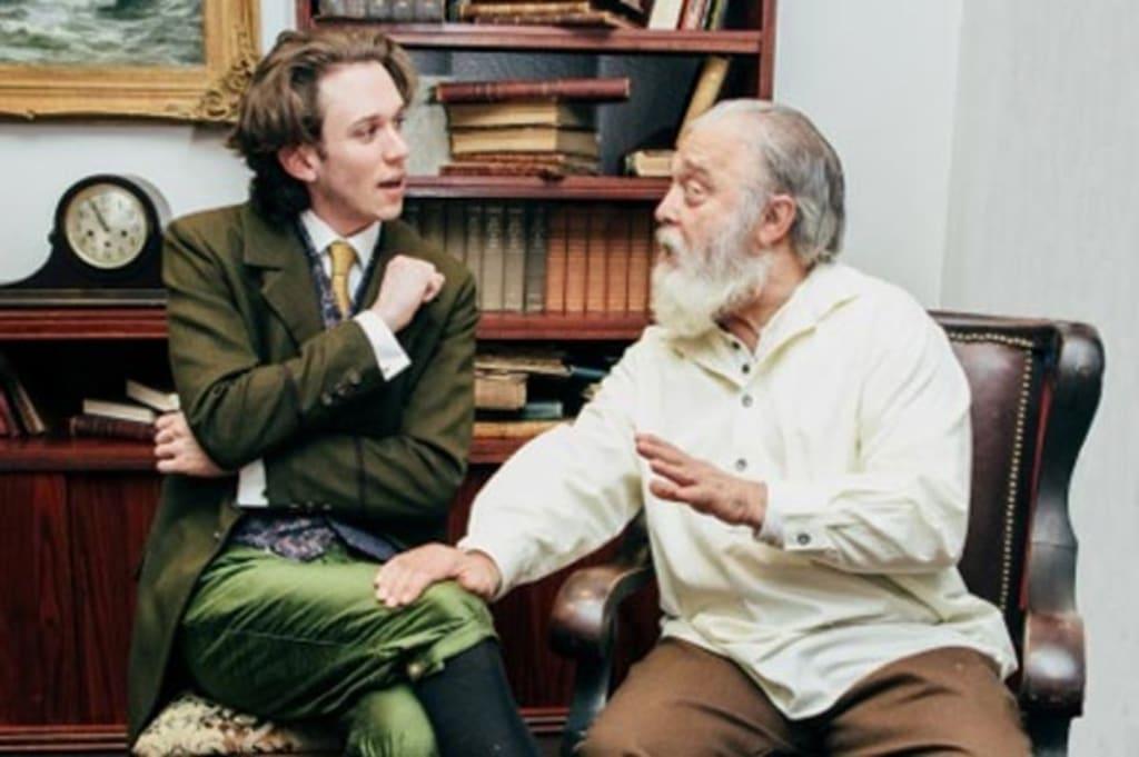 The Wilde-Whitman Love Affair