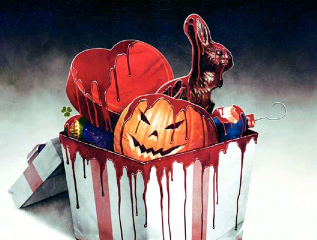 Season's Weepings: Ranking The Stories From 'Holidays', This Year's Creepiest Horror!