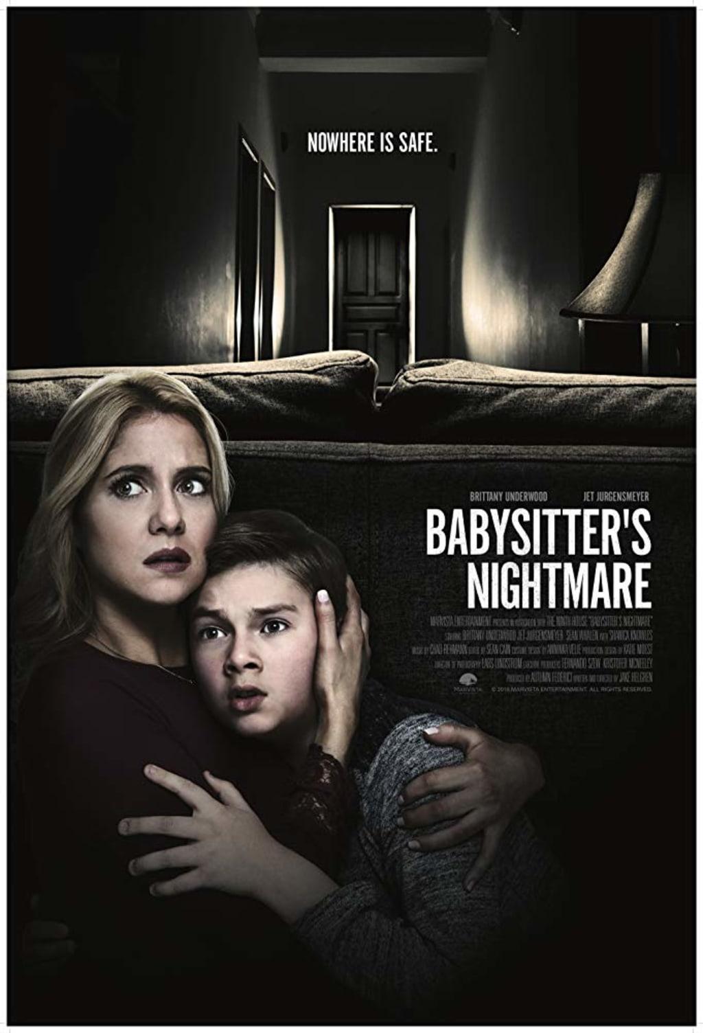 Lifetime Review: 'Babysitter's Nightmare'