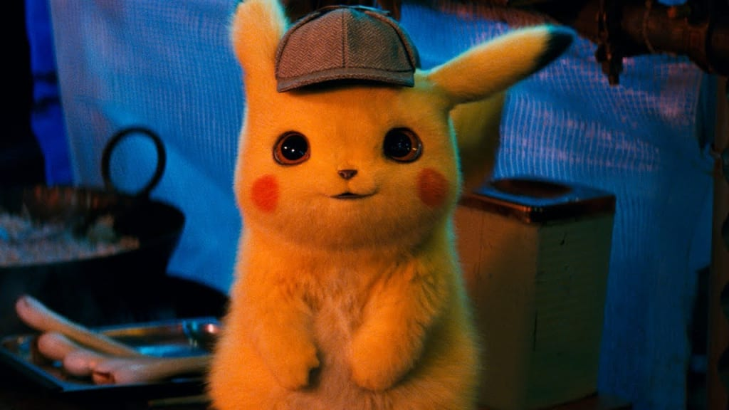 Mimo's Reviews: 'Pokémon Detective Pikachu' (2019)