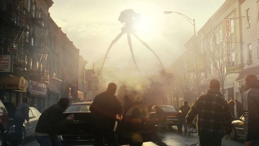 Oh, The Horror: 'War Of The Worlds' (2005)