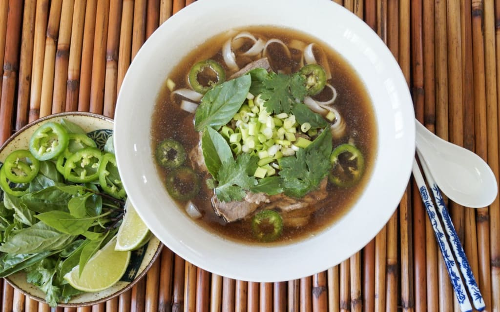 History of Pho, the National Dish of the Vietnamese