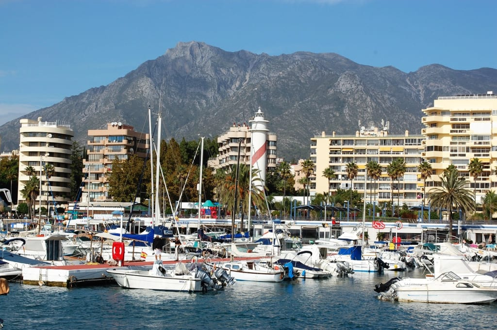 5 Bars You Have to Visit in Marbella