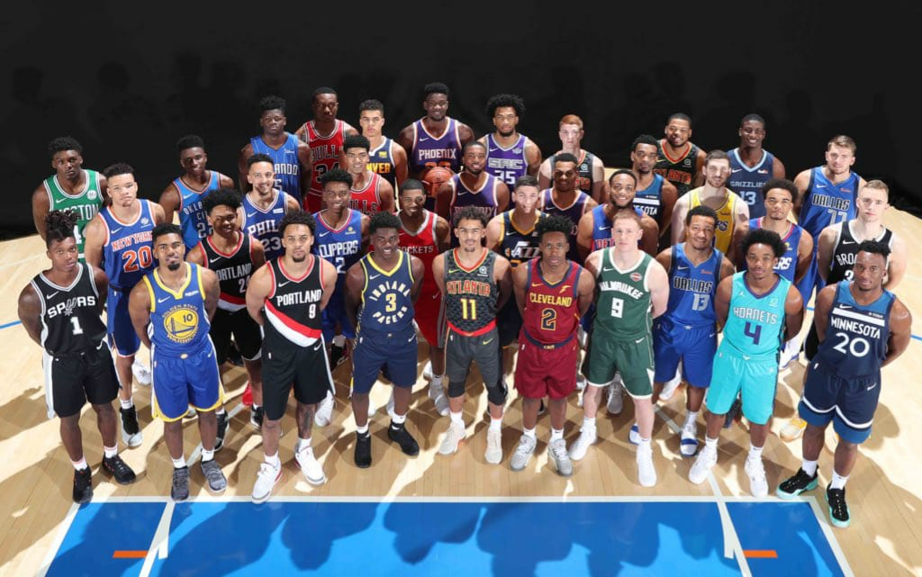 2018-19 NBA Rookie Predictions