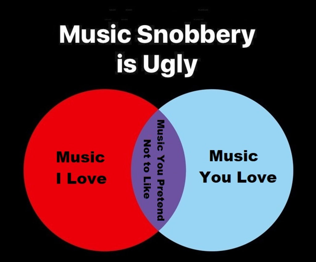 Music Condescension: A Sanctimonious Affliction