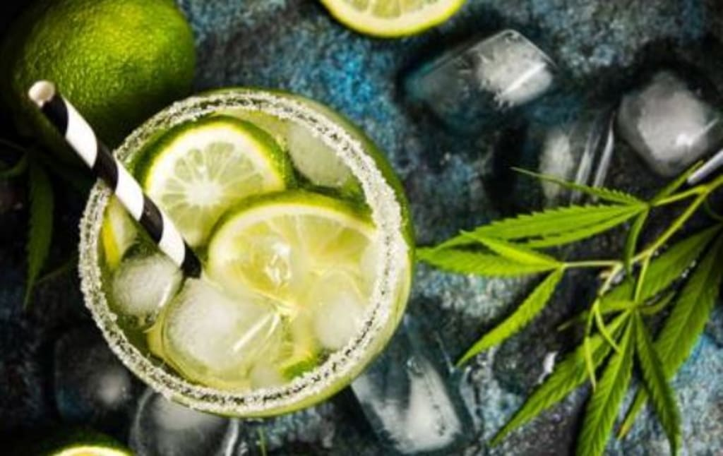 Lambanidiol: How to Prepare CBD Infused Cocktail