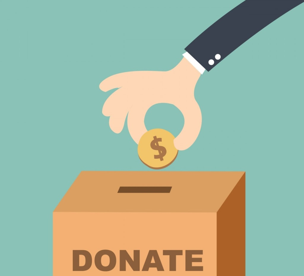 How to Passively Donate to Charity