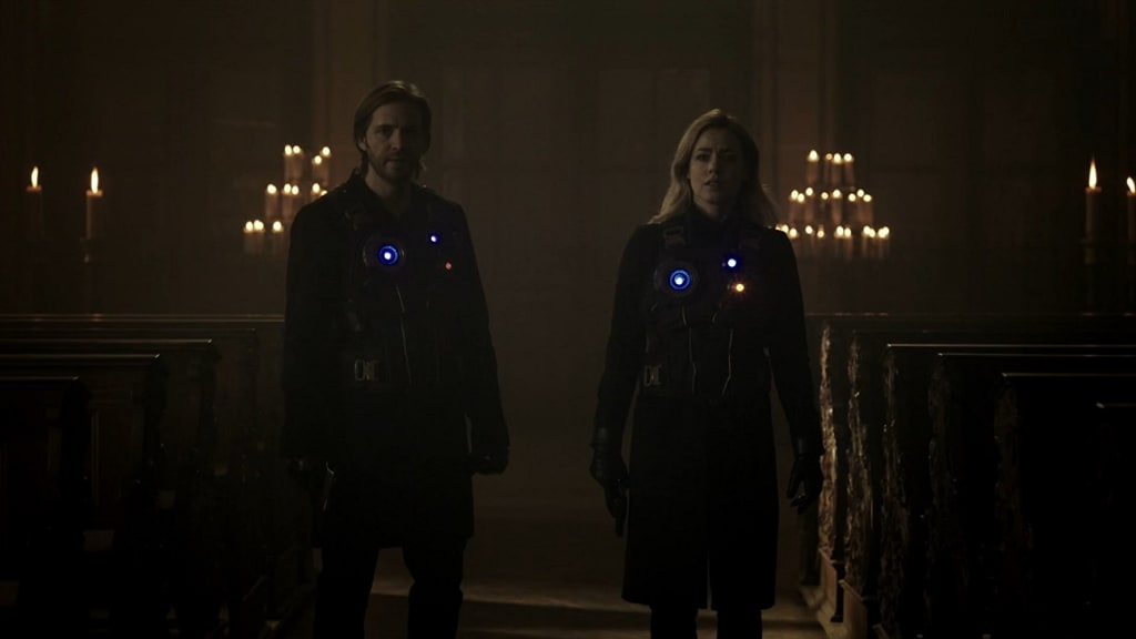 Review of '12 Monkeys' 4-7.9