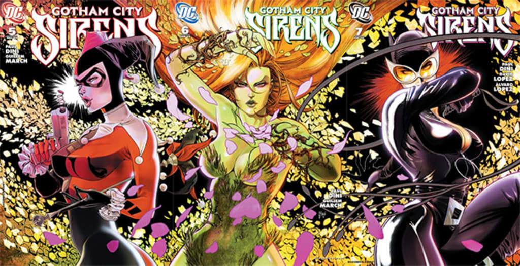 Casting The 'Gotham City Sirens' - Who Could We See In The Female-Led Film?